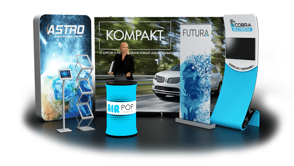 Exhibition Stand Wraps : Exhibit stands equipment custom stands xpression num eric